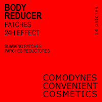 COMODYNES PARCHES 24H BODY REDUCER